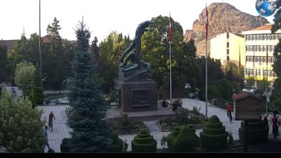 Afyon Anıtpark Canlı Mobese İzle