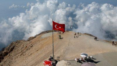 Antalya Olympos Canlı Mobese İzle