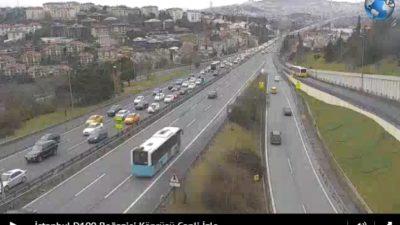 İstanbul D100 Boğaziçi Köprüsü Avrupa Canlı Mobese İzle