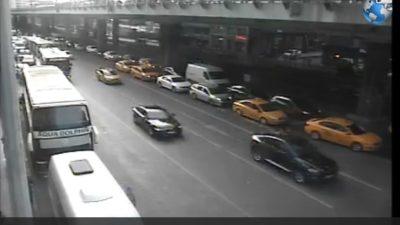 İstanbul Mecidiyeköy Trafik Durumu Canlı İzle