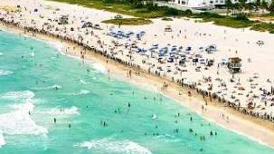 Miami Plajı Canlı Kamera İzle
