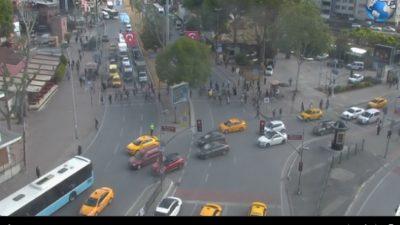 İstanbul Beşiktaş Meydanı Canlı Kamera İzle