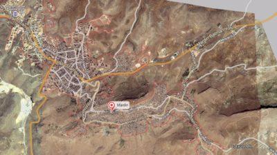 Mardin Uydu Görüntüsü Haritası