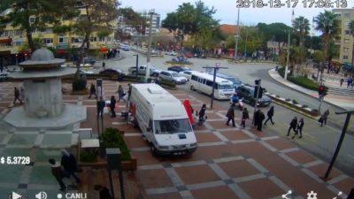 Aydın Nazilli Belediye Meydanı Canlı Kamera İzle
