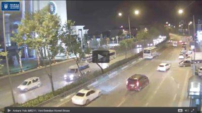 Bursa Ankara Yolu Canlı Mobese İzle