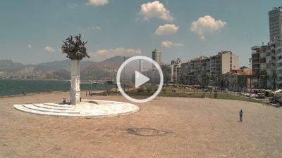 İzmir Gündoğdu Meydanı Canlı Kamera İzle