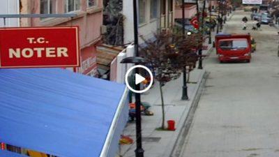 Kalkandere Rize Caddesi Canlı Mobese İzle