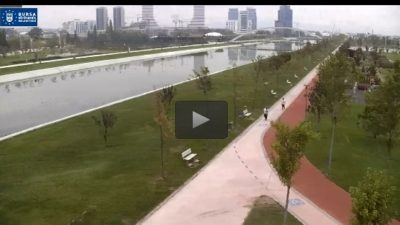 Bursa Hüdavendigar Parkı Canlı Mobese Kamera İzle