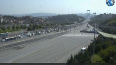 Fatih Sultan Mehmet Köprüsü Avrupa Canlı Kamera İzle