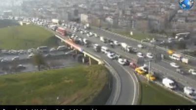 İstanbul Hal Kavşağı Canlı Kamera İzle