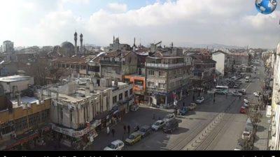 Konya Alaaddin Caddesi Canlı Mobese İzle