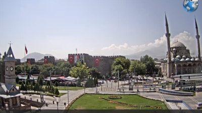 Kayseri Meydanı Canlı Kamera İzle