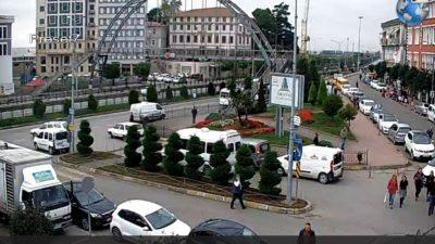 Giresun Atatürk Meydanı Canlı Kamera İzle
