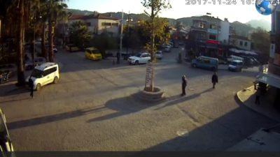 Çanakkale Gökçeada Cumhuriyet Meydanı Canlı Mobese İzle