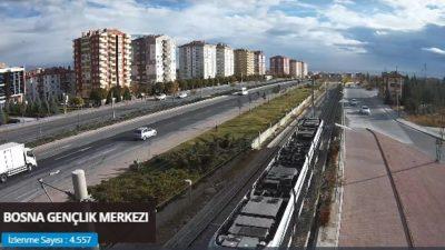 Konya Bosna Gençlik Merkezi Canlı Kamera İzle
