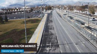 Konya Mevlana Kültür Merkezi Canlı Kamera İzle