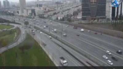 İstanbul İstoç Edirne Yönü Canlı Kamera İzle