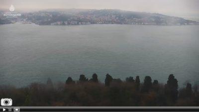 İstanbul Hidiv Kasrı Canlı Mobese Kameraları İzle