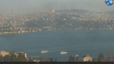 İstanbul Ulus Parkı Canlı Kamera İzle
