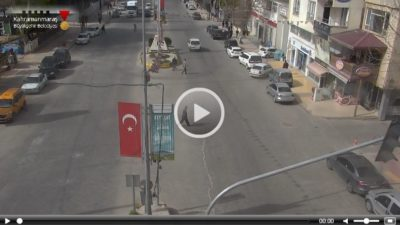 Kahramanmaraş Pazarcık Meydanı Canlı Kamera İzle