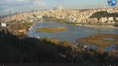 İstanbul Pierre Loti Tepesi Canlı Kamera İzle