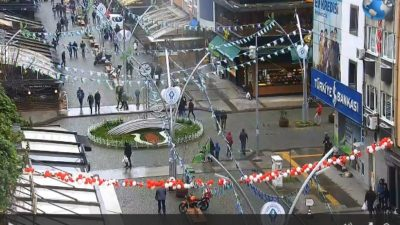 Rize Osman Karavin Caddesi Canlı Kamera İzle