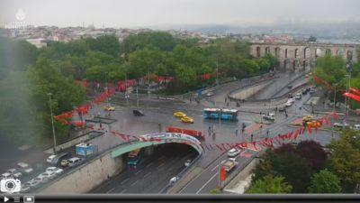 İstanbul Saraçhane Meydanı Canlı İzle