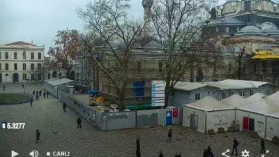 Beyazıt Meydanı Canlı Kamera İzle