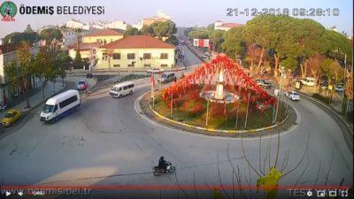 İzmir Ödemiş Canlı Kamera İzle