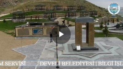 Develi Çanakkale Şehitler Anıtı Canlı Mobese İzle