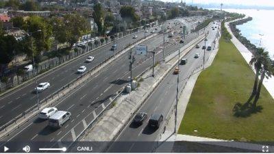 İstanbul Avrasya Tüneli Canlı İzle