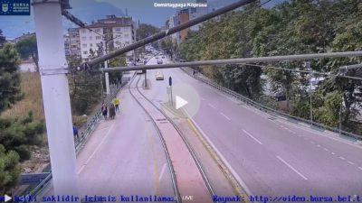 Osmangazi Demirtaşpaşa Köprüsü Canlı İzle