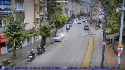 Bursa Yıldırım İncirli Caddesi Canlı İzle