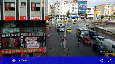 İstanbul Zeytinburnu Canlı Kamera İzle