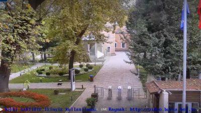 Bursa  II. Murat Külliyesi Canlı Mobese