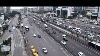 İstanbul D'100 Cevizlibağ Canlı Mobese