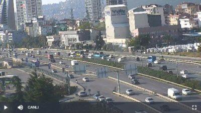 İstanbul D100 Kartal Canlı Mobese
