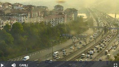 İstanbul Haliç Köprüsü Canlı Mobese İzle