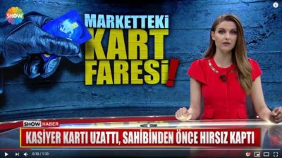 İstanbul Sefaköyde Petrol İstasyonunda Kredi Kartını Hırsız Böyle Çaldı