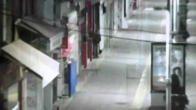 Hırsızlık Zanlıları Bir Saatte Mobese Sayesinde Yakalandı